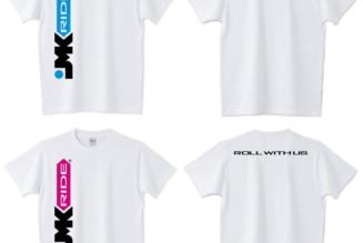 JMKRIDEシャツ