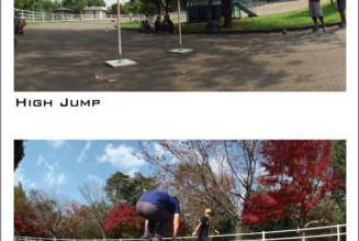 ジャンプ競技