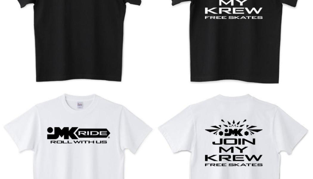 JMKRIDE・Tシャツ