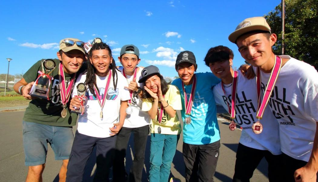 JMKRIDEジャパンオープン2018結果