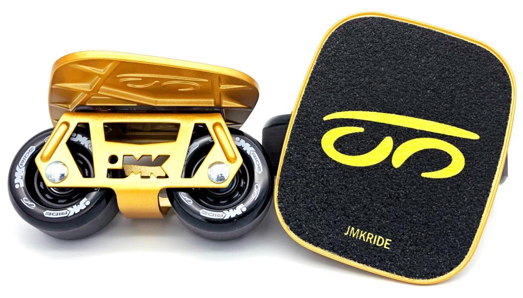 JMKスケート ゴールド